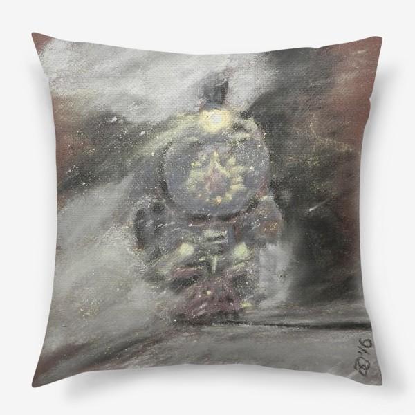 Подушка «Паровоз»