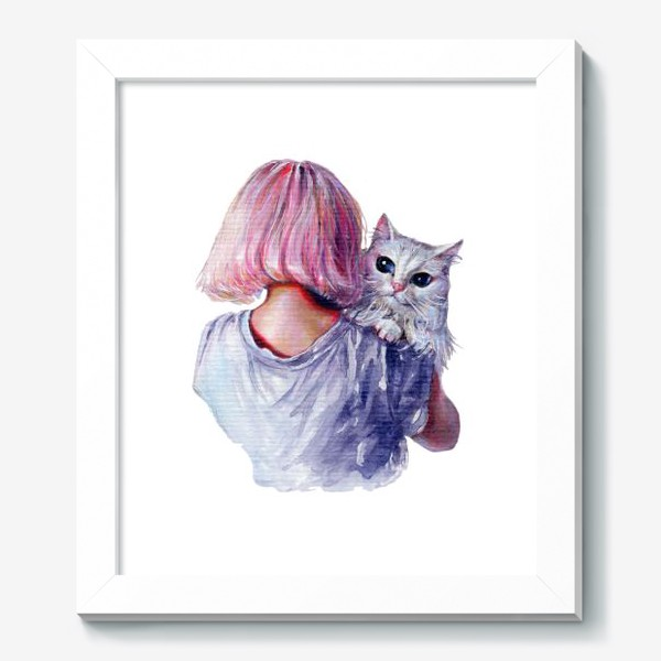 Картина «Pink Cuddles»