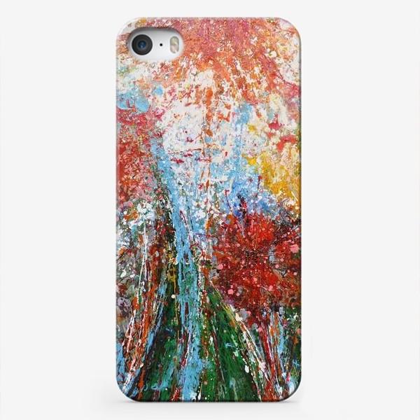 Чехол iPhone «Весенняя радость»