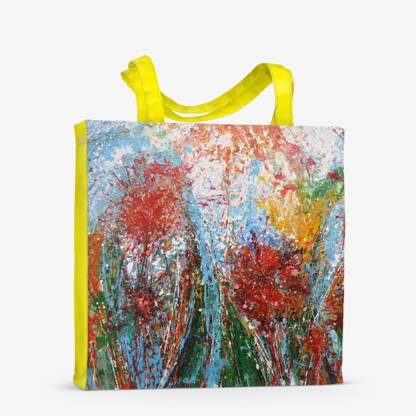 Сумка-шоппер «Весенняя радость»