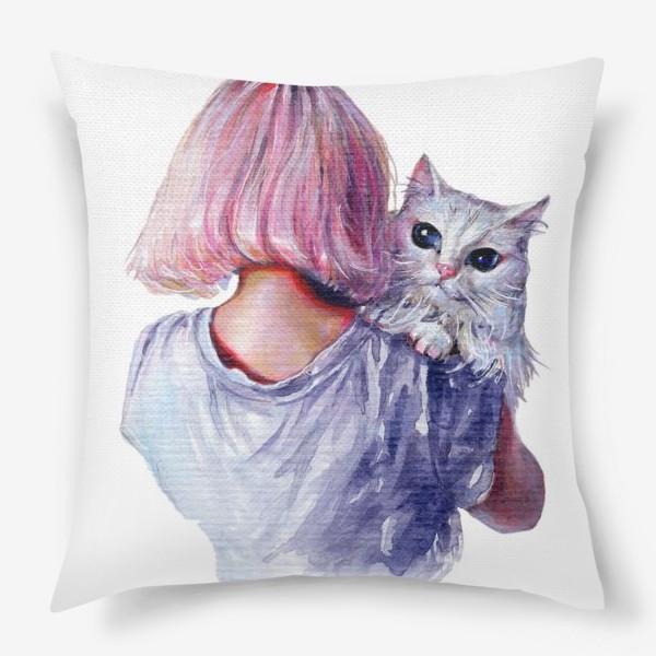 Подушка «Pink Cuddles»