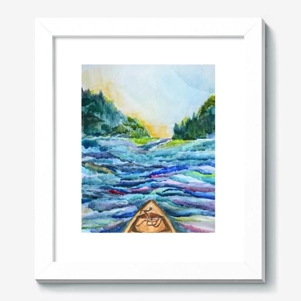 Картина «Река»