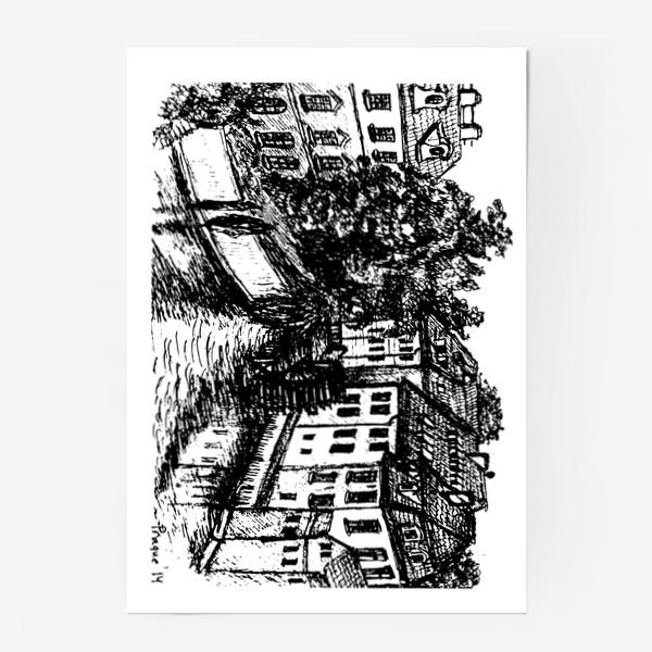 Постер «Prague walks»