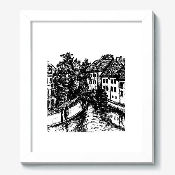 Картина «Prague walks»