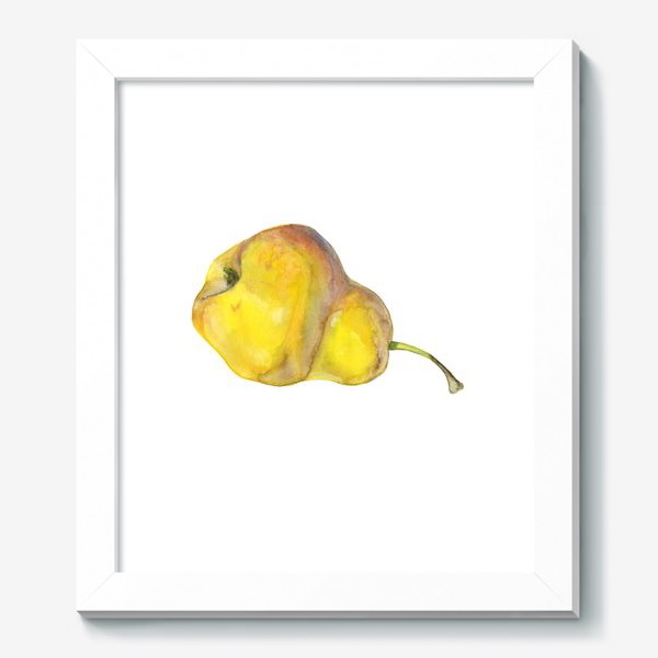 Картина «Жёлтая груша. Yellow pear»