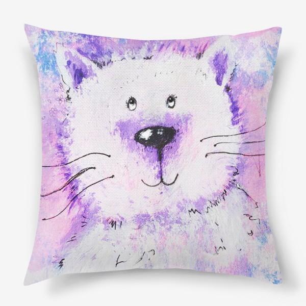 Подушка «Мартовский кот»
