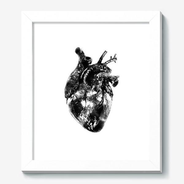 Картина «Послушай как бьётся сердце...»