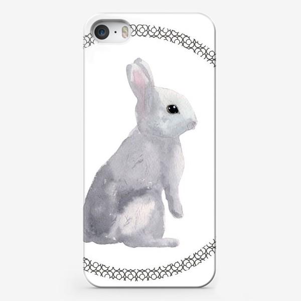 Чехол iPhone «Зайка»