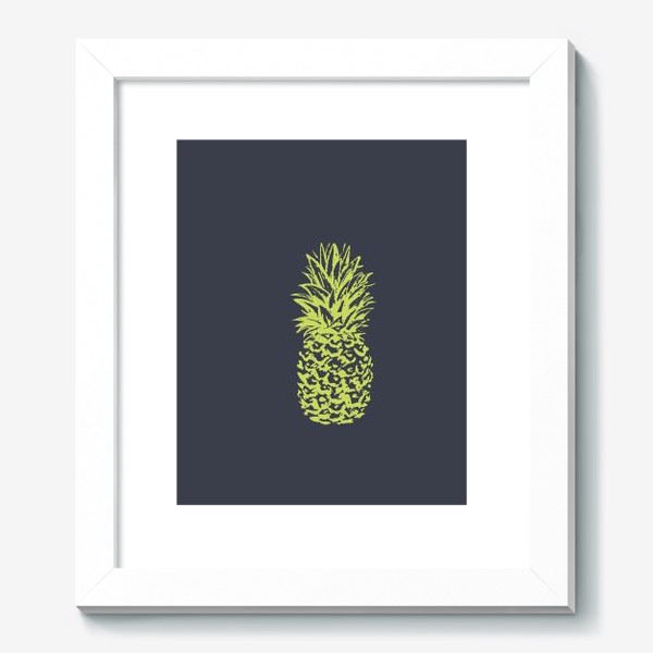 Картина «ананас»