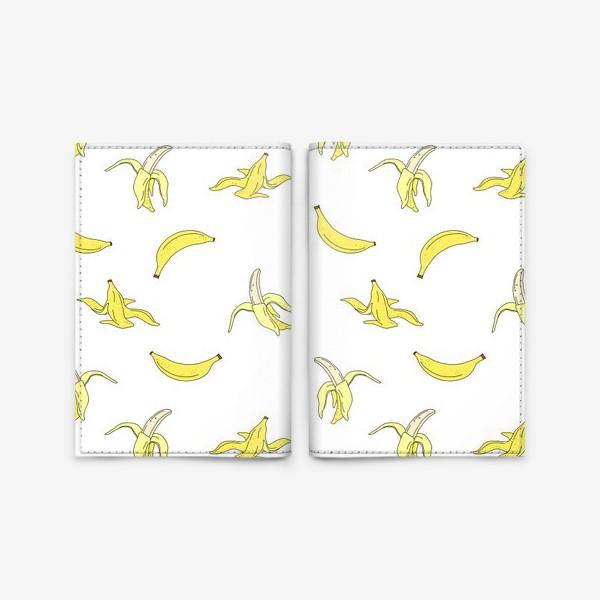 Обложка для паспорта «Banana!»