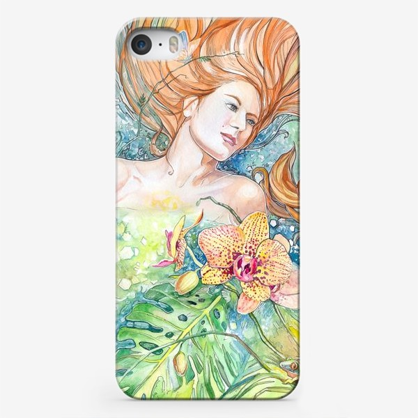 Чехол iPhone «Весна»