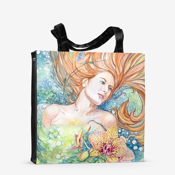 Сумка-шоппер «Весна»