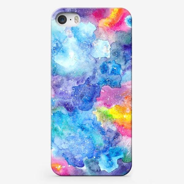 Чехол iPhone «Акварель 2»