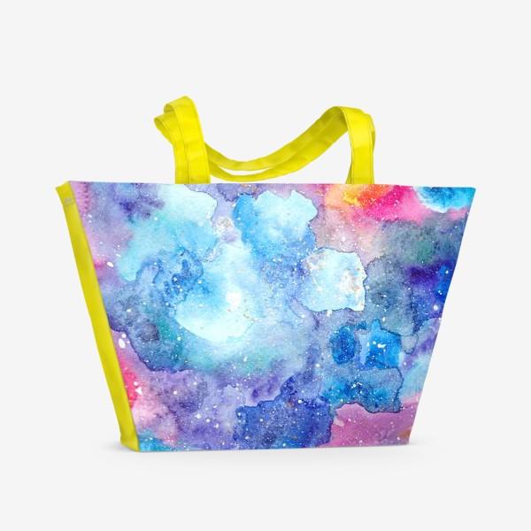 Пляжная сумка «Акварель 2»