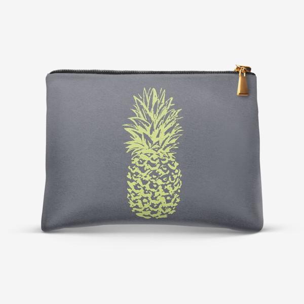 Косметичка «ананас»