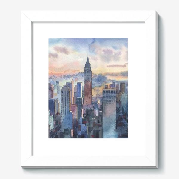 Картина «Нью-Йорк»