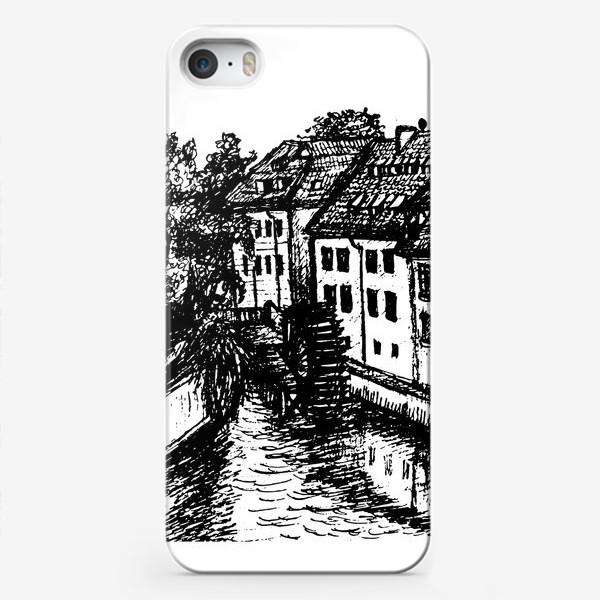 Чехол iPhone «Prague walks»