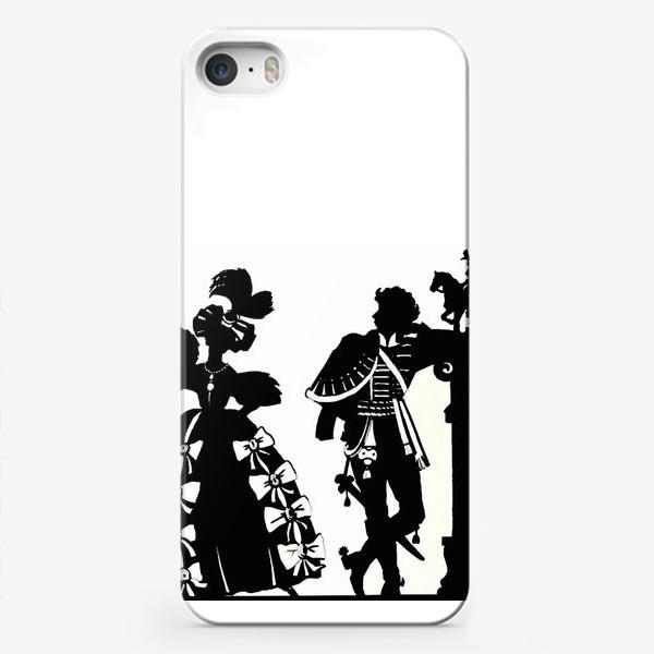Чехол iPhone «Бал»