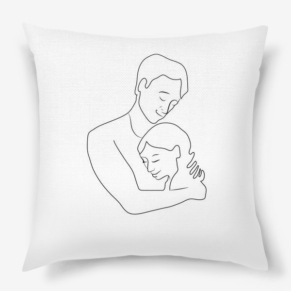 Подушка «Любовь»