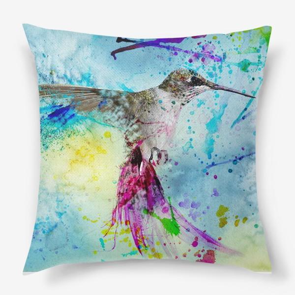 Подушка «Колибри /Kolibri/»
