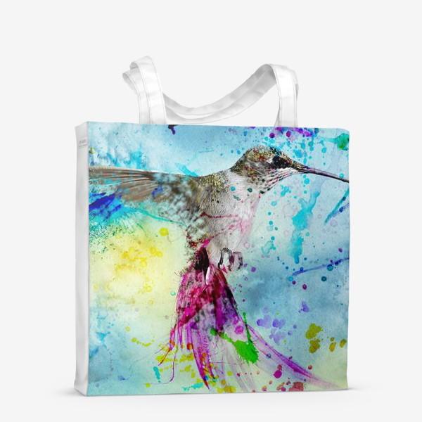 Сумка-шоппер «Колибри /Kolibri/»