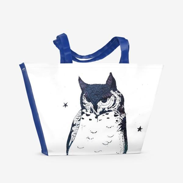 Пляжная сумка «Cова»