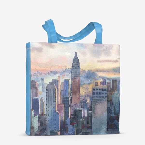 Сумка-шоппер «Нью-Йорк»