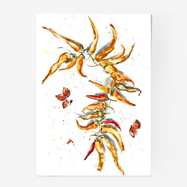Постер «Перчики»