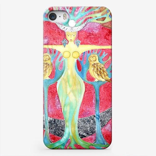 Чехол iPhone «Иштар»