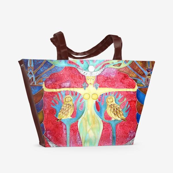 Пляжная сумка «Иштар»