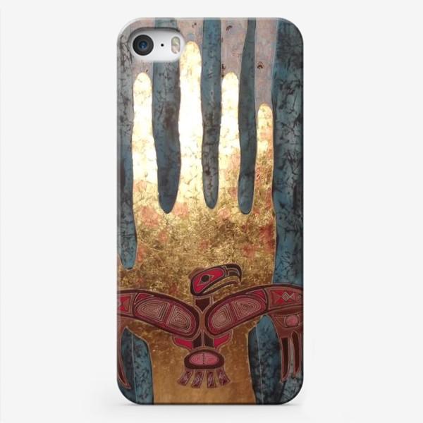 Чехол iPhone «Моя рука Владыка»