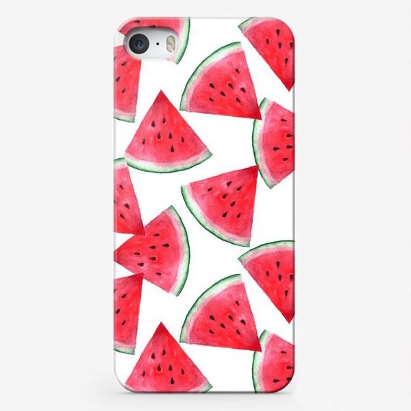Чехол iPhone «Сладкие Арбузы»