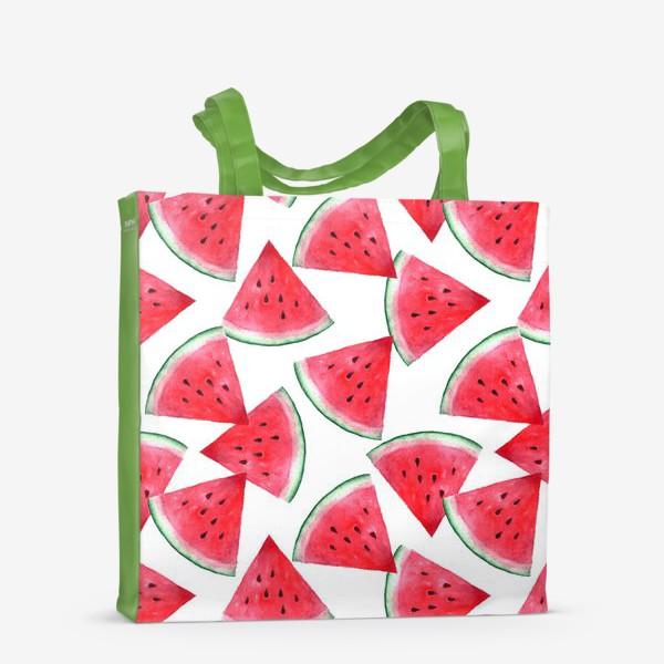 Сумка-шоппер «Сладкие Арбузы»