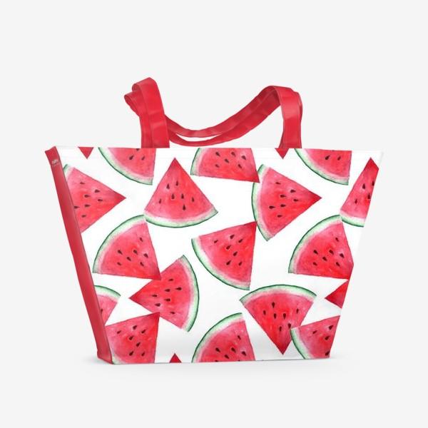 Пляжная сумка «Сладкие Арбузы»
