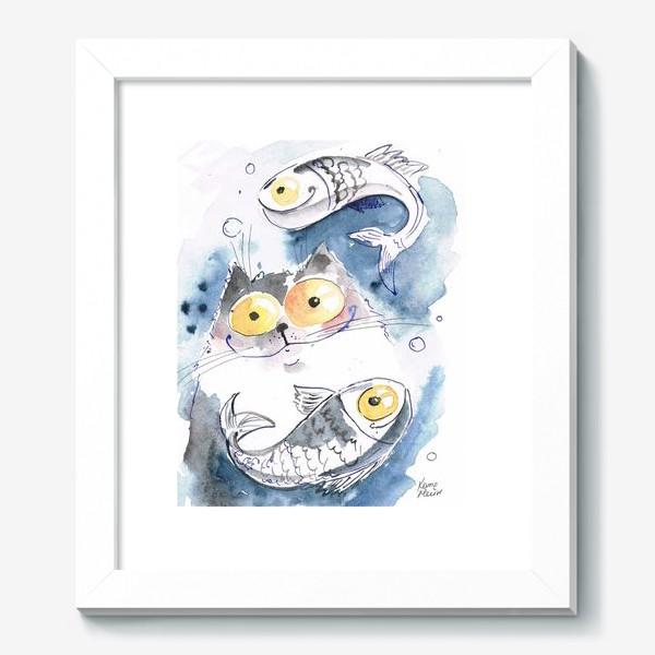 Картина «Рыбы гороскоп»
