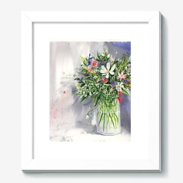 Картина «Букет из полевых цветов»