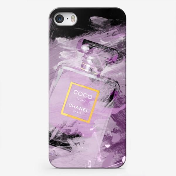 "Чехол iPhone «Парфюм ""Chanel""»"