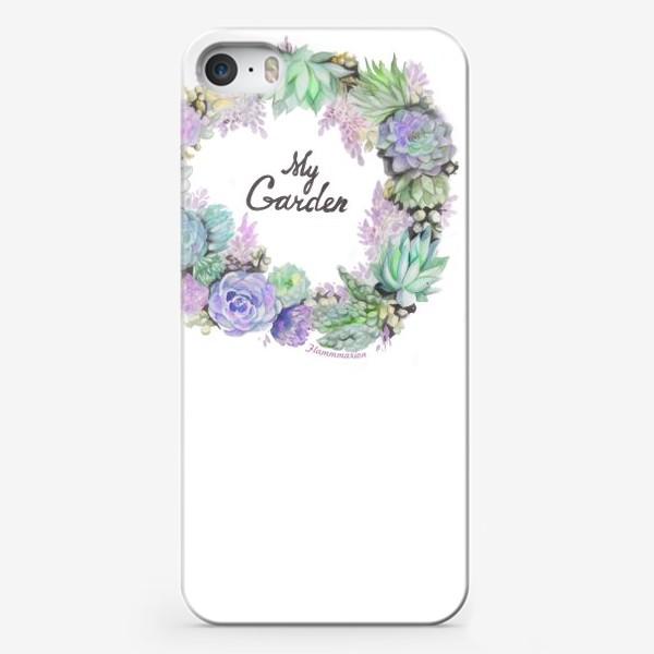 Чехол iPhone «My Garden»
