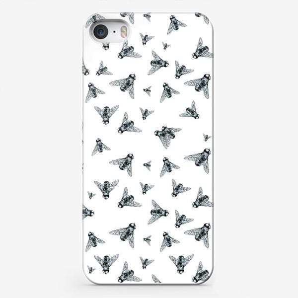 Чехол iPhone «муха цокотуха »