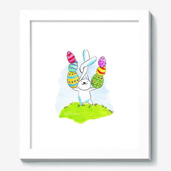 Картина «Пасхальный заяц»