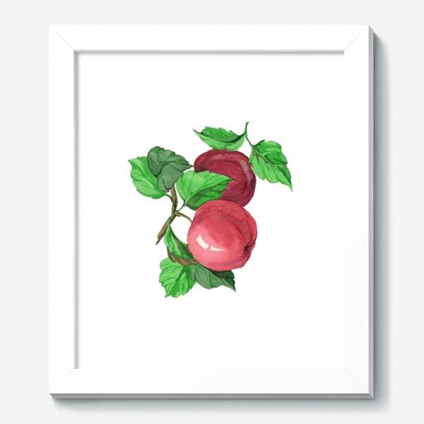 Картина «Яблоки»