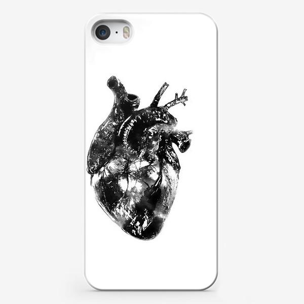 Чехол iPhone «Послушай как бьётся сердце...»