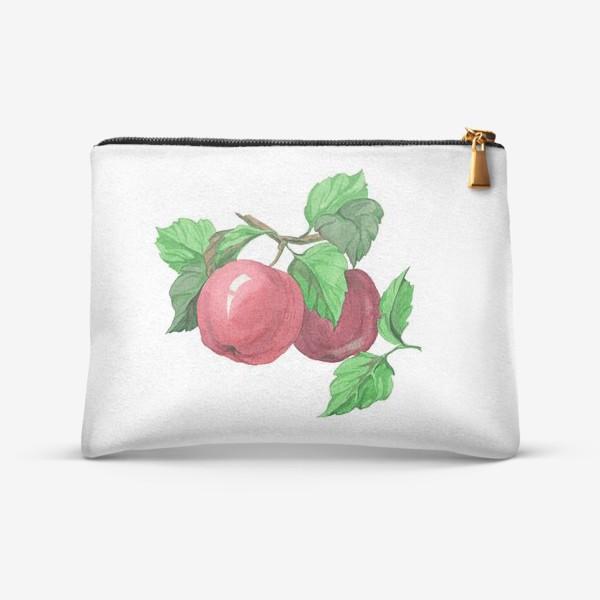 Косметичка «Яблоки»