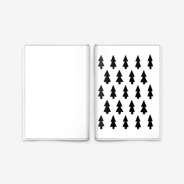 Обложка для паспорта «Spruces»