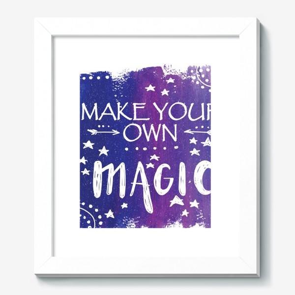 Картина «магия»