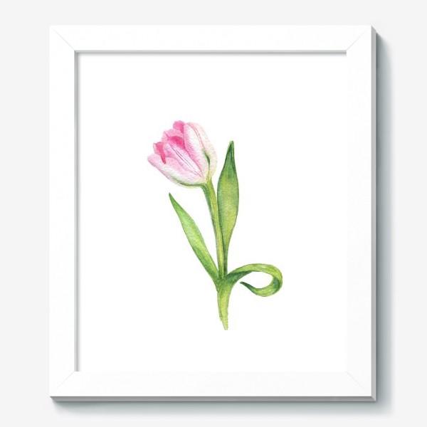Картина «Тюльпан»