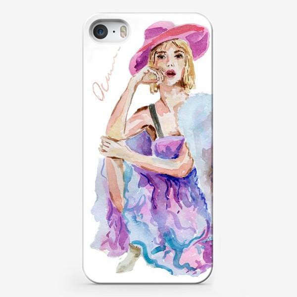 Чехол iPhone «Daisy»