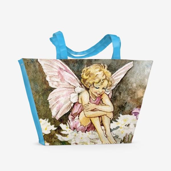 Пляжная сумка «Феечка»