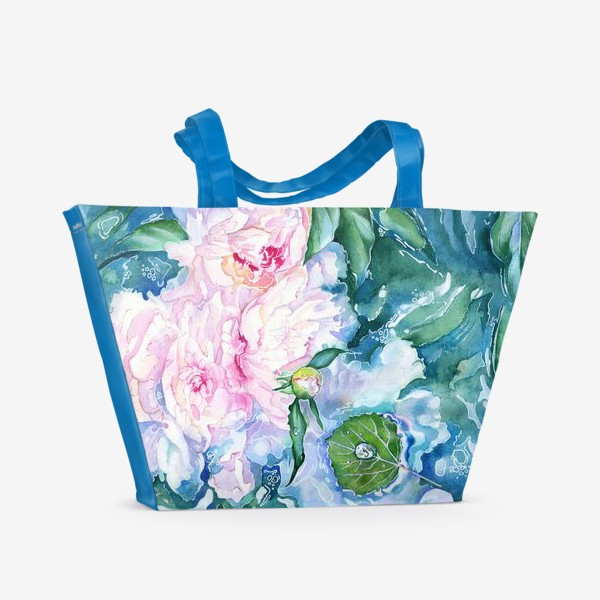 Пляжная сумка «Пруд»