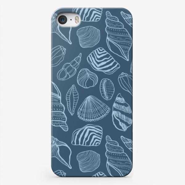 Чехол iPhone «Мечты о море»
